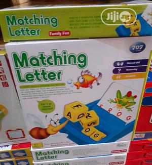 Matching Letter   Toys for sale in Lagos State, Amuwo-Odofin