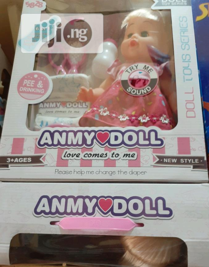 Army Doll for Kids