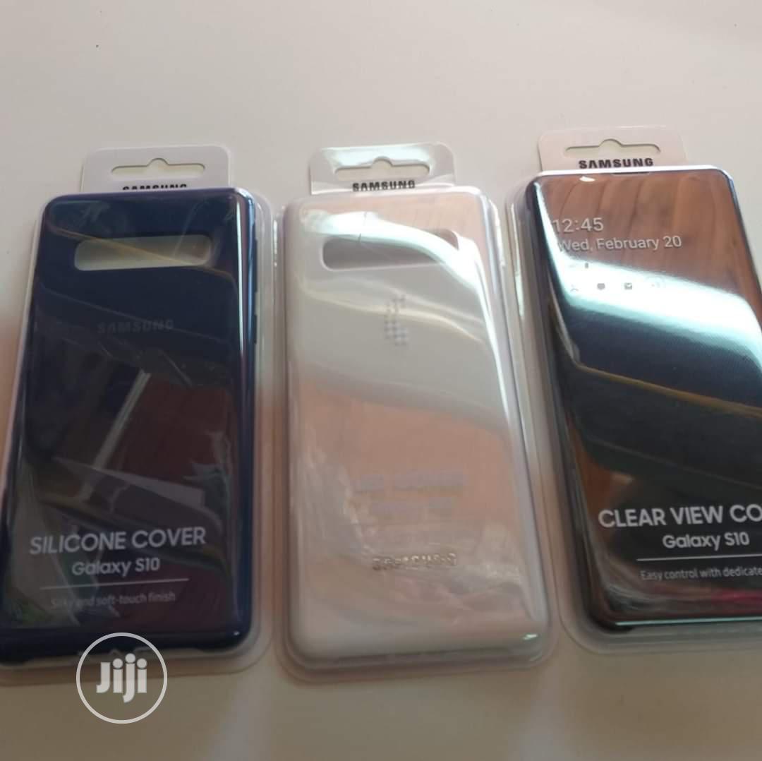 Samsung Galaxy S10 Clear View