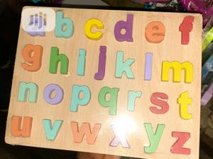 Alphabet Learning Board   Toys for sale in Lagos State, Amuwo-Odofin