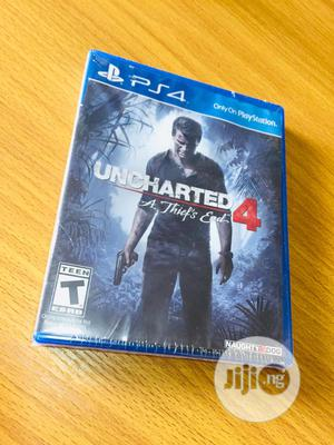 Ps4 Uncharted 4 the Theif End   Video Games for sale in Lagos State, Ikeja