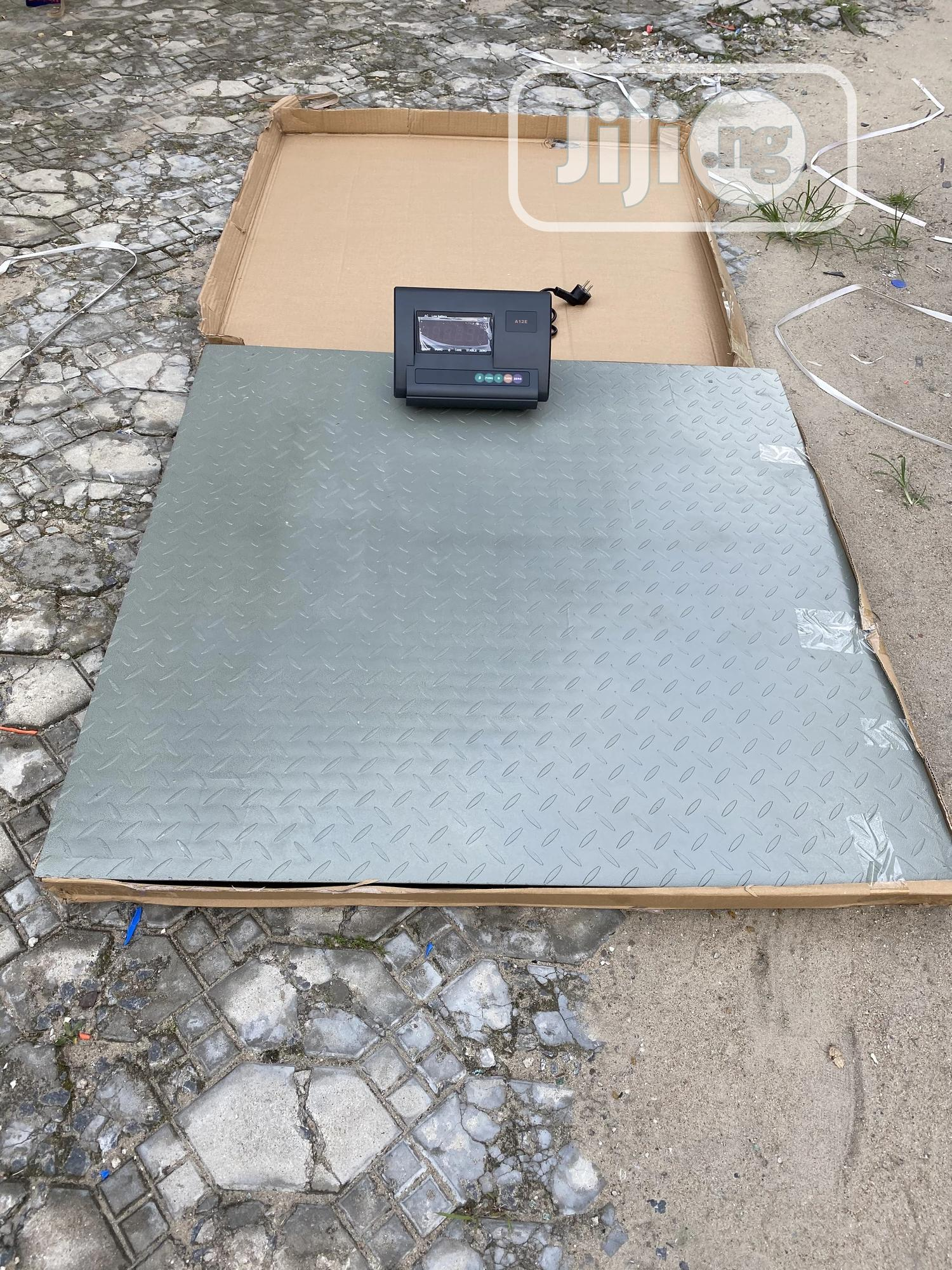 Archive: Floor Scale