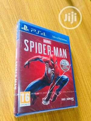 Ps4 Marvel Spider-Man   Video Games for sale in Lagos State, Ikeja