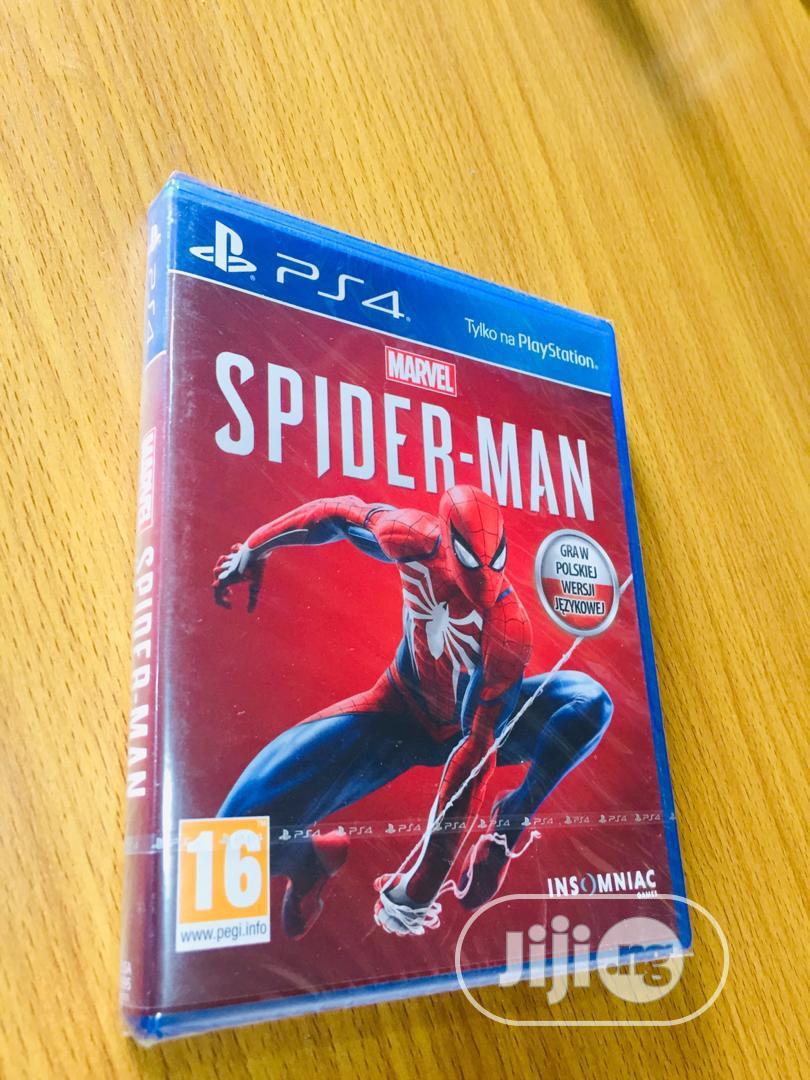 Ps4 Marvel Spider-Man