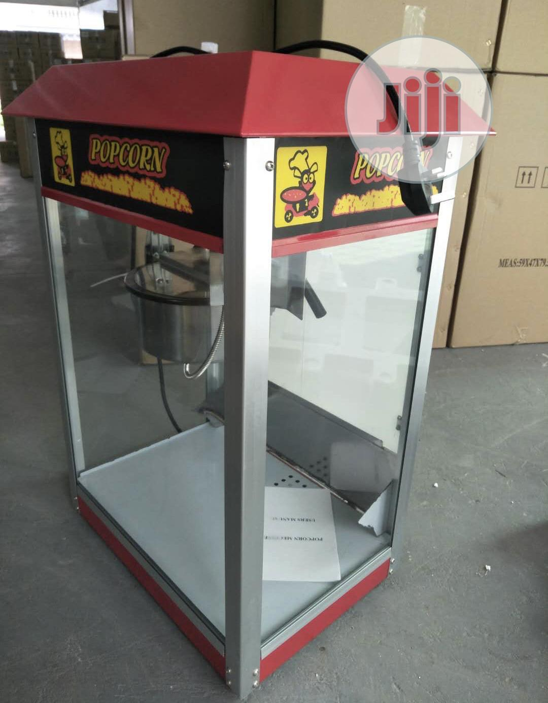 Electric Popcorn Commercial Electric Popcorn Machine