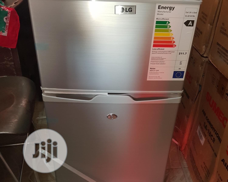 LG Double Door Fridge Super Cool Low Voltage Consumption