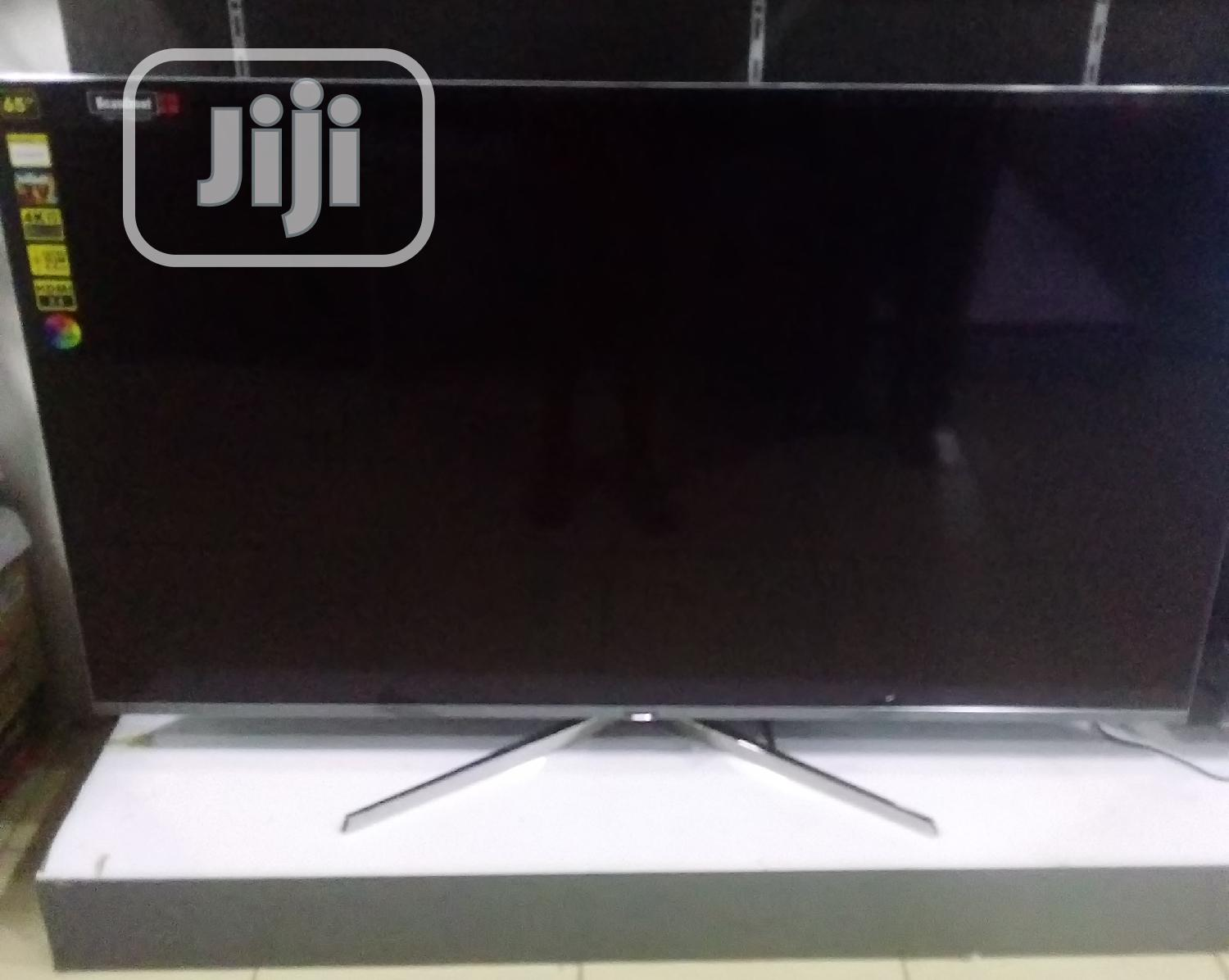 """Scanfrost 65"""" Smart Android TV"""
