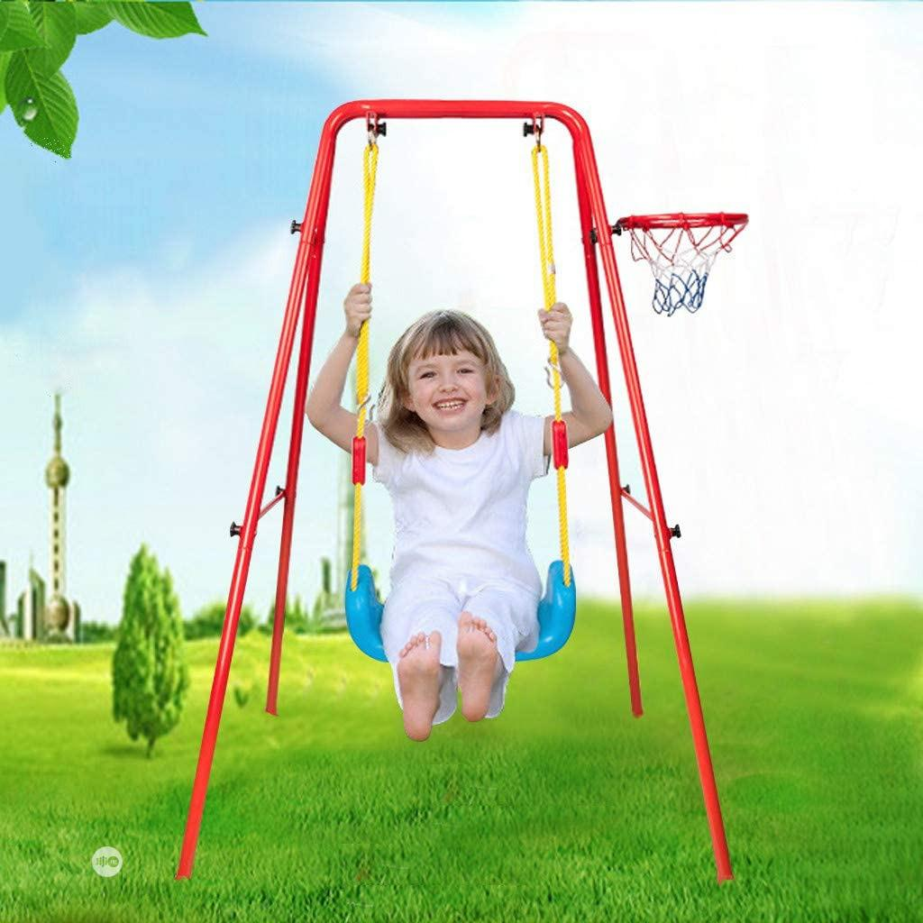 Swing And Basketball
