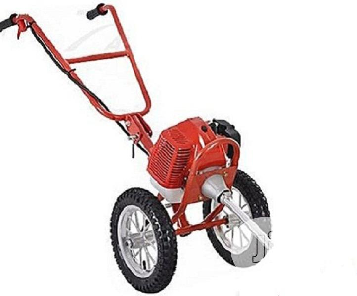 Aspero Wheel Brushcutter/Grass Trimmer