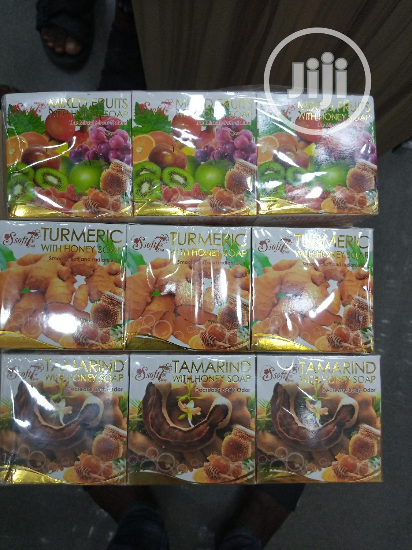 Soft 7 Turmeric With Honey.   Bath & Body for sale in Amuwo-Odofin, Lagos State, Nigeria