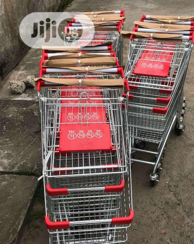 Archive: Supermarket Trolley
