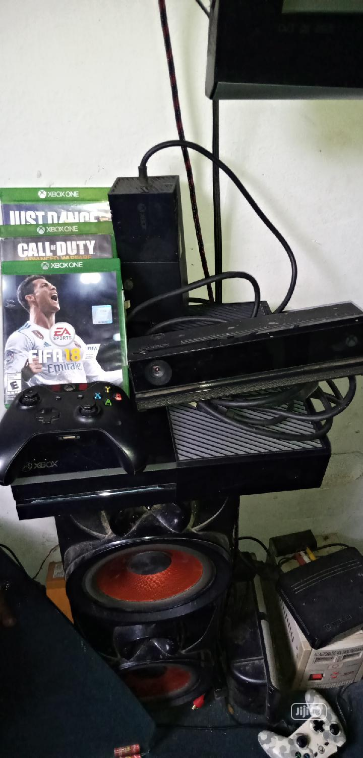 Archive: Used Xbox One + Kinect