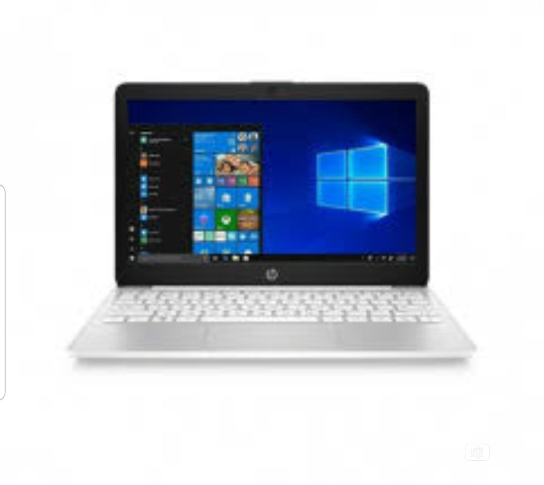 New Laptop HP Stream 11 4GB Intel Celeron SSD 32GB | Laptops & Computers for sale in Ikeja, Lagos State, Nigeria