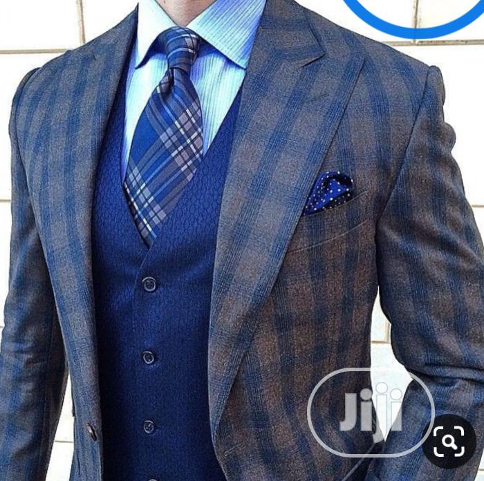 Turke Double Brested Suit | Clothing for sale in Lagos Island, Lagos State, Nigeria