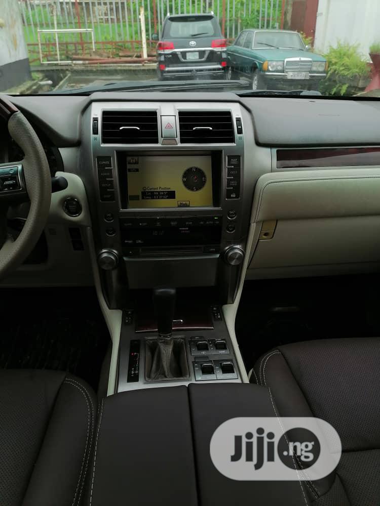 Lexus GX 2011 460 Black   Cars for sale in Ikeja, Lagos State, Nigeria