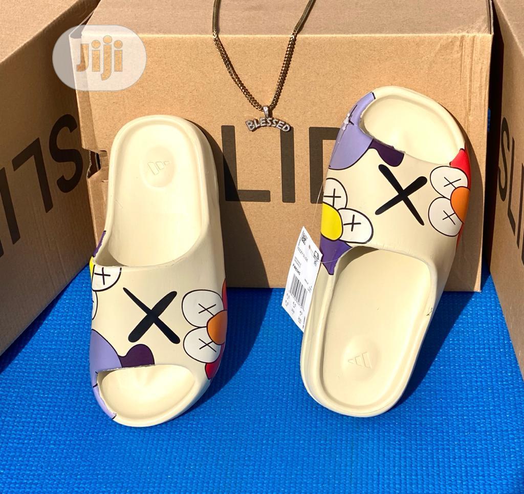 Designer Slide Slippers