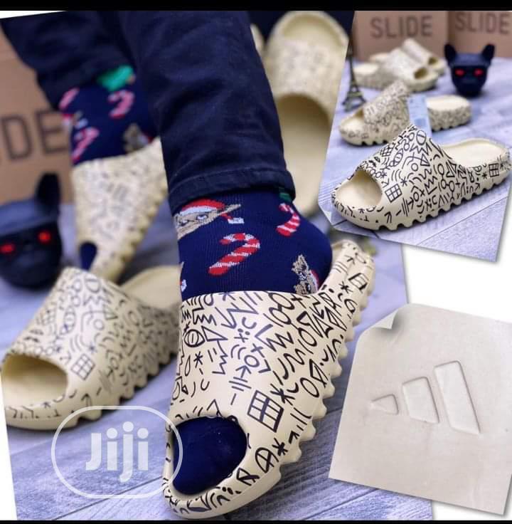Designer Slide Slippers | Shoes for sale in Lagos Island (Eko), Lagos State, Nigeria