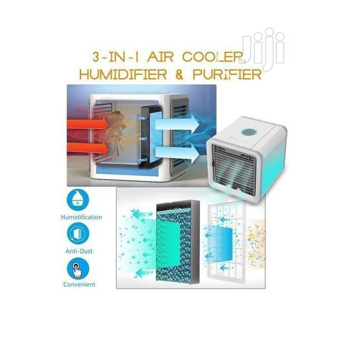 Archive: Artic Mini USB Powered Air Conditioner