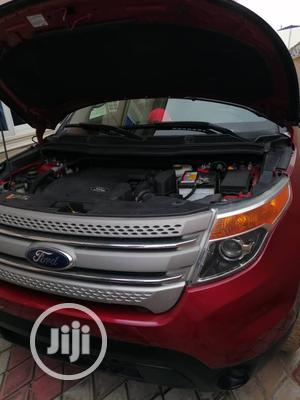 Ford Explorer 2014 Red | Cars for sale in Lagos State, Isolo