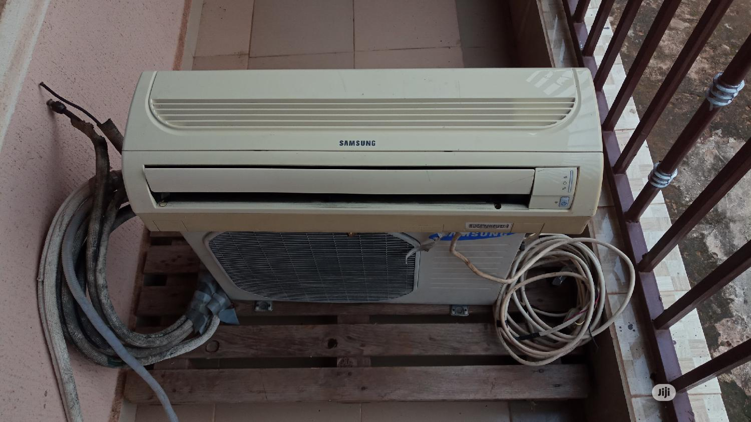 1.5 HP Samsung AC Split Unit | Home Appliances for sale in Awka, Anambra State, Nigeria