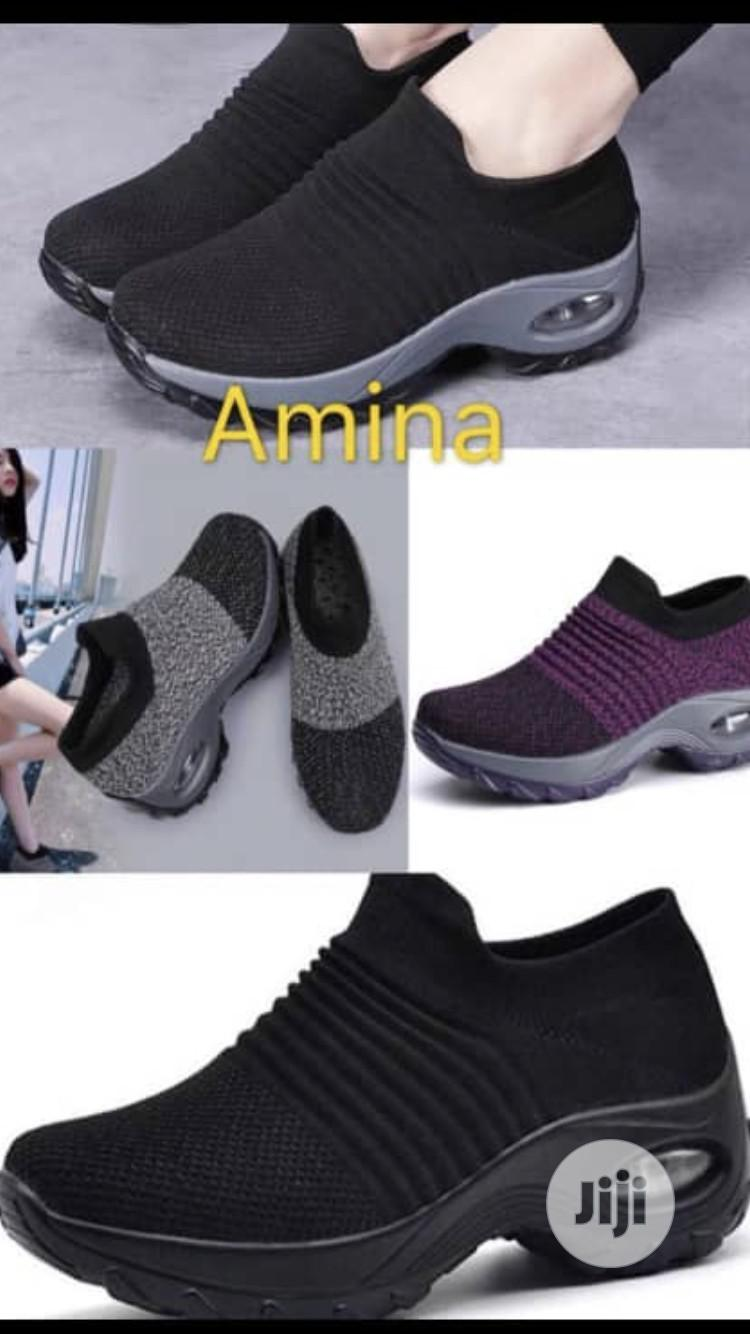Quality Female Cansva | Shoes for sale in Ikeja, Lagos State, Nigeria