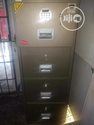 Digital Fire Proof Safe 4 Door.   Safetywear & Equipment for sale in Lagos State, Yaba