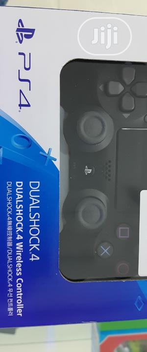 Ps4 Dual Shock 4 Wireless Control   Accessories & Supplies for Electronics for sale in Lagos State, Ajah