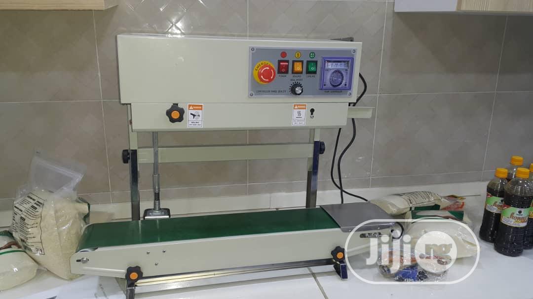 Nylon Sealing Band Sealer Nylon Sealing Machine
