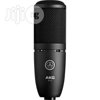 Archive: AKG P120 High-performance General Purpose Recording Microphone