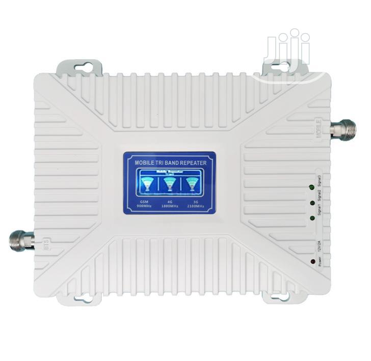 Gsm Network Booster (2G,3G,4G) | Accessories for Mobile Phones & Tablets for sale in Wuse 2, Abuja (FCT) State, Nigeria