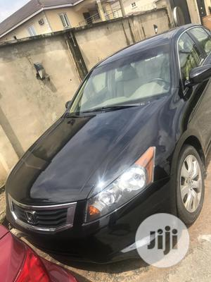 Honda Accord 2008 2.4 EX Automatic Black   Cars for sale in Lagos State, Agege