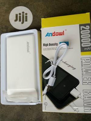 High Tech Power Bank 20000 Mah | Accessories for Mobile Phones & Tablets for sale in Rivers State, Port-Harcourt