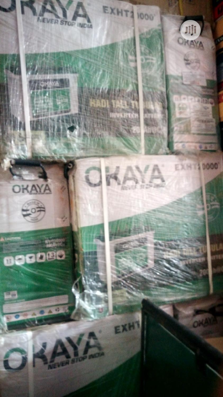200ah Okaya Solar Battery