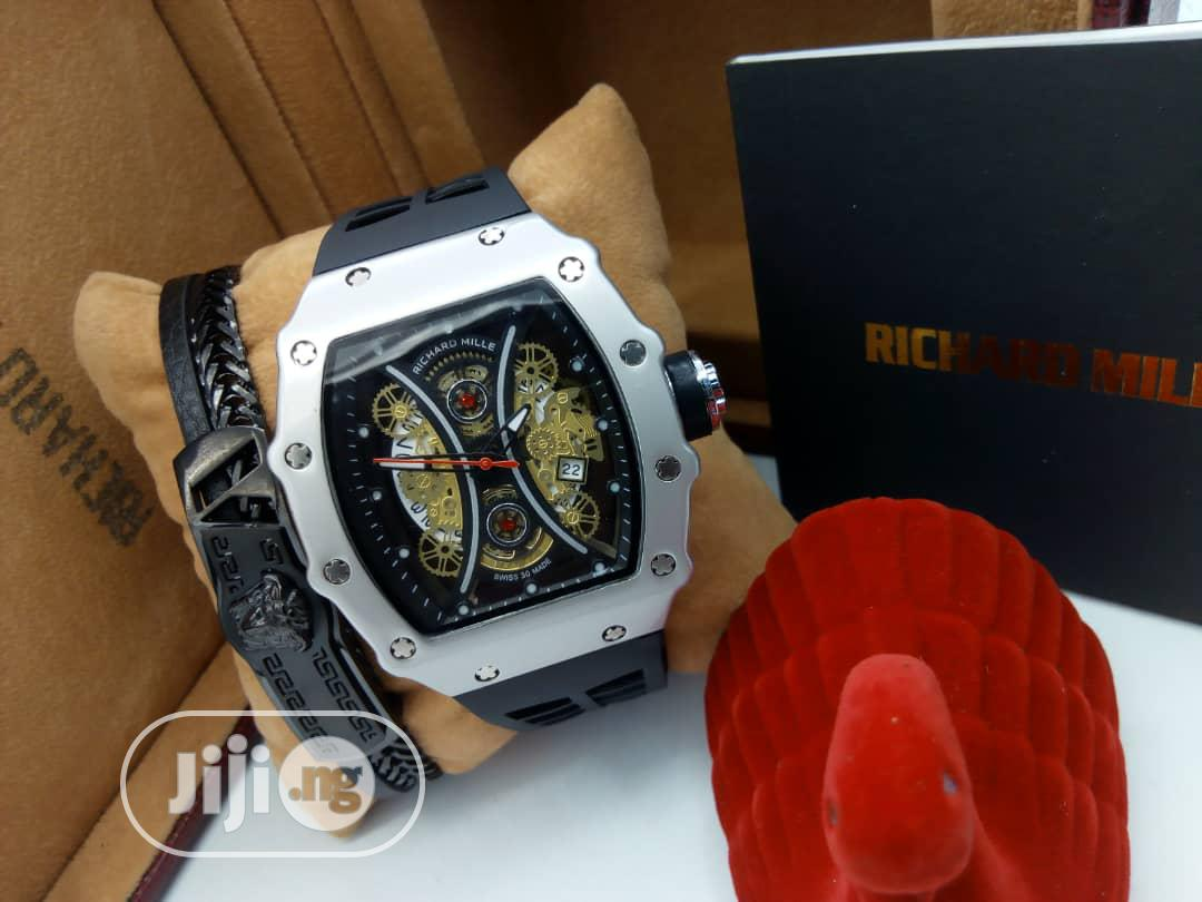 Richard Mille Wristwatch With Free Bracelet