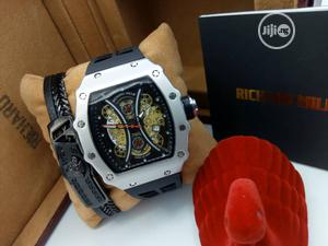 Richard Mille Wristwatch With Free Bracelet | Jewelry for sale in Lagos State, Isolo