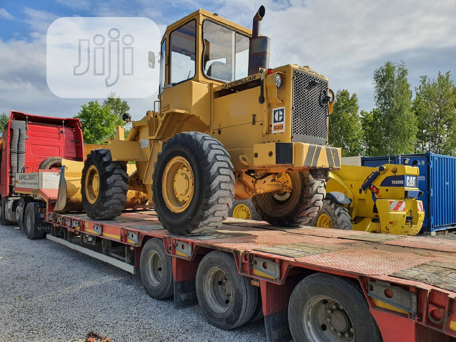 Newly Imported Payloader (CAT930) For Hire