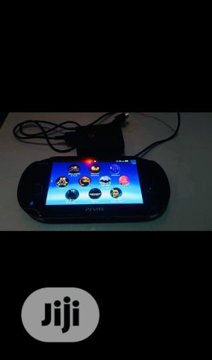Ps Vita With 20games | Video Game Consoles for sale in Lagos State, Ilupeju
