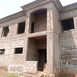 Katampe Extension: Carcass Of 2 Units Of 5bedroom Duplex &Bq   Houses & Apartments For Sale for sale in Abuja (FCT) State, Katampe
