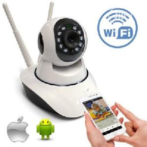 Onvif Wifi IP Camera For Smartphone Remote View   Security & Surveillance for sale in Lagos State, Ikeja