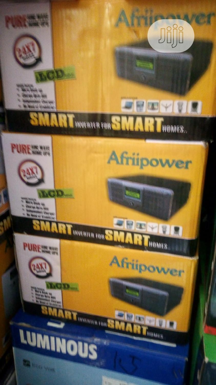 100w Afrii Power Inverter