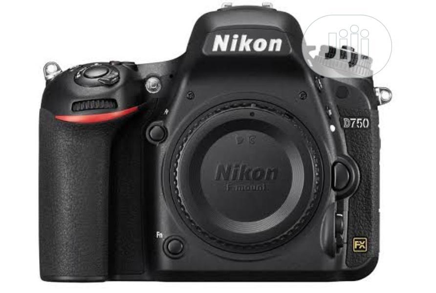 Nikon D750 (Body) Camera (London Used)