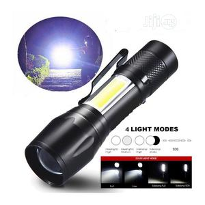 Super Bright Mini Rechargeable Flashlight   Home Accessories for sale in Lagos State, Ikeja