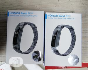 Honor Band 5 Sport Smart Band Fitness Tracker Monitoring | Smart Watches & Trackers for sale in Lagos State, Ikeja