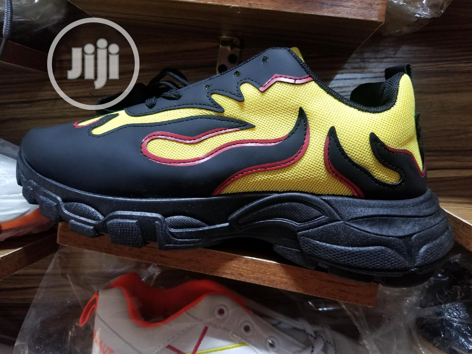 Fashion Male Sneakers | Shoes for sale in Ojodu, Lagos State, Nigeria