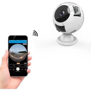 Panoramic Wifi IP Camera For Smartphones Remote View   Security & Surveillance for sale in Lagos State, Ikeja