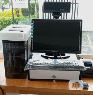 Cash Register(Full Kit) + Software   Store Equipment for sale in Lagos State, Ikeja