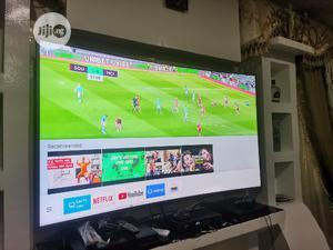 ' UHD Samsung Curve Smart Tv | TV & DVD Equipment for sale in Lagos State, Ikeja