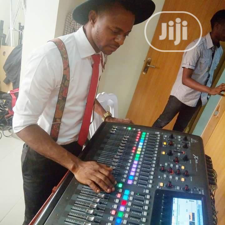 Digital Audio Editor/ Instrument Technician