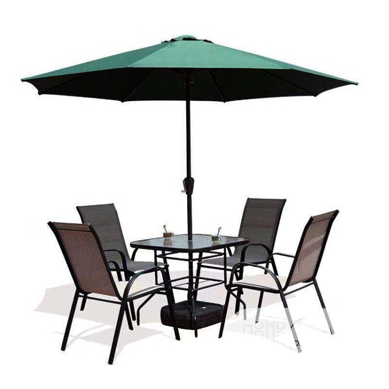 Good Quality Set Of Garden Umbrella