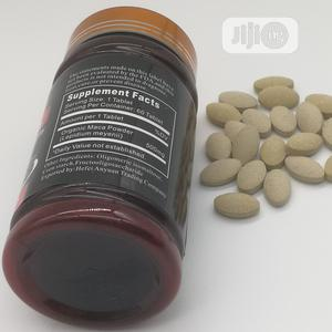 Maca Tablet For Improving Sexual Dysfunction In Men | Sexual Wellness for sale in Lagos State, Agboyi/Ketu